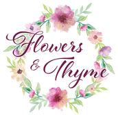 Flowers & Thyme